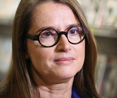 Monika Jaruzelska: ''Nie chciałabym być dzisiaj w skórze Kingi Dudy''