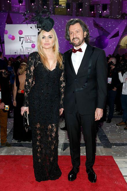 Monika Olejnik i Tomasz Ziółkowski