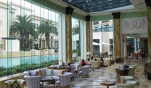 Hotel w wersji glamour - Palazzo Versace