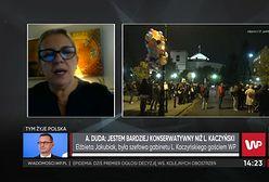 Aborcja. Elżbieta Jakubiak: prezydent Andrzej Duda musi wybrać stronę sporu w PiS