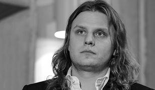 Piotr Woźniak-Starak na jednym z wydarzeń branżowych