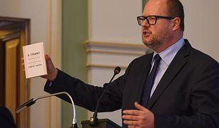 Prezydent Gdańska na sesji Rady Miasta