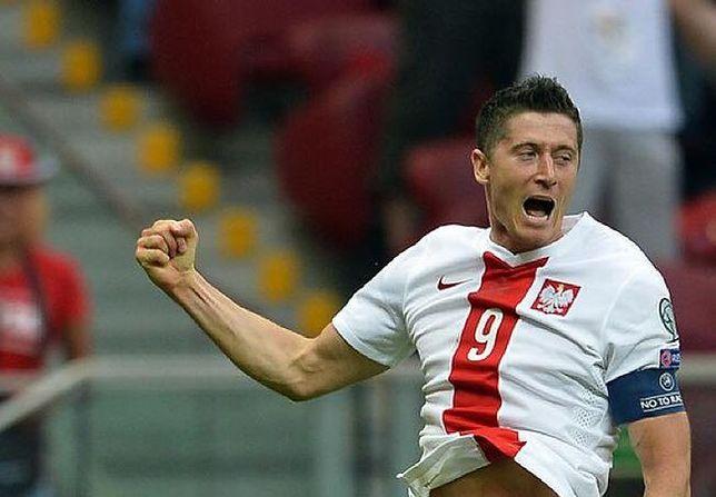 Lewandowski znów zagra na Narodowym. Znamy datę