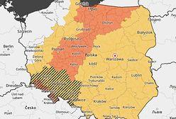 Gdzie jest burza? 2 maja nad Polską przejdą burze i ulewy. Tu będzie najgorzej