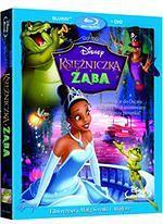 """""""Księżniczka i żaba"""" dostępna na DVD i Blu-Ray"""