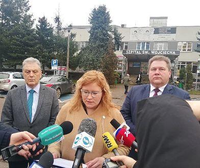 """Gdańsk. Morderstwo pacjenta w szpitalu. """"Sprawca i ofiara byli w tej samej sali"""""""