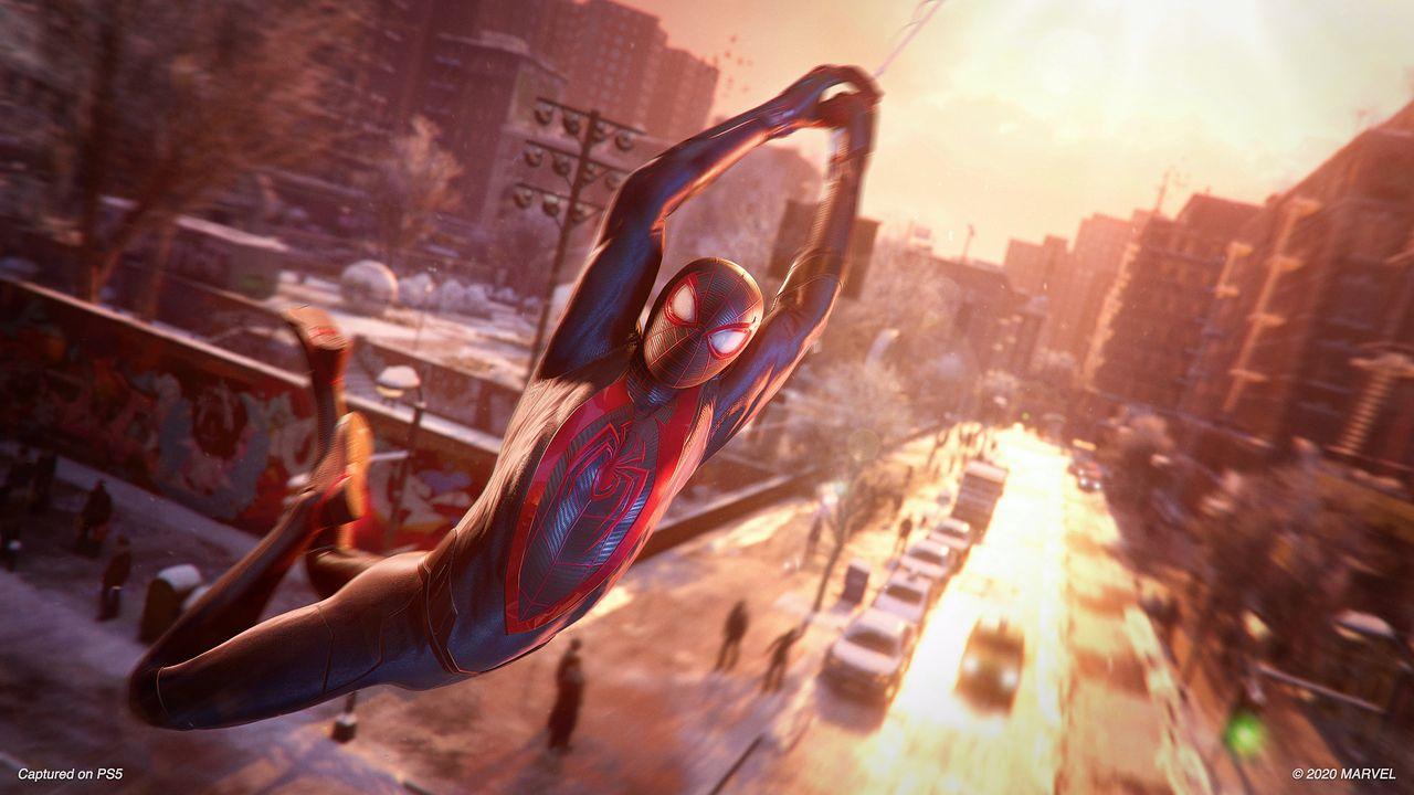 """Widziałem pierwsze pół godziny """"Marvel's Spider Man: Miles Morales"""". Jestem zachwycony [Tylko u nas]"""