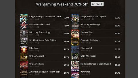 Weekendowa wyprzedaż na GOG.com