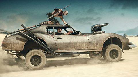Mad Max dopiero w 2015 roku, szybciej ujrzymy Just Cause 3?