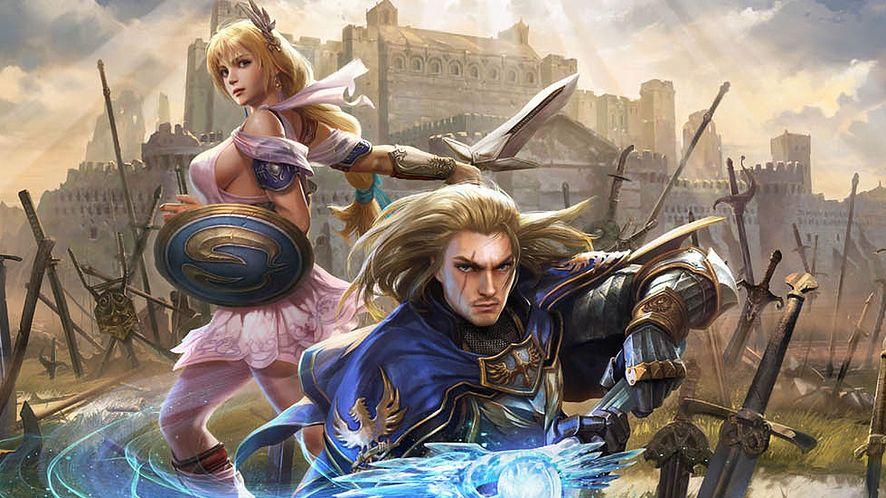Nowa galeria z SoulCalibur: Lost Swords, testy beta na PSN między 14 i 18 listopada