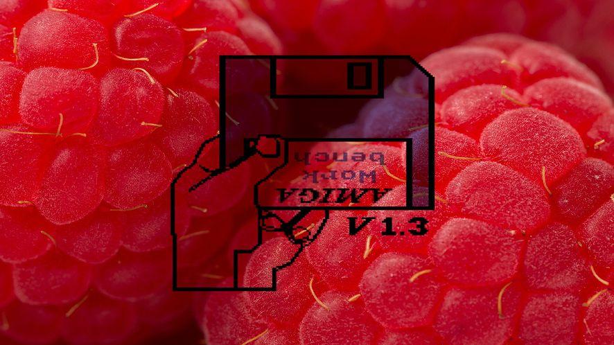 O takiej przeszłości się nie zapomina: emulacja Amigi na Raspberry Pi