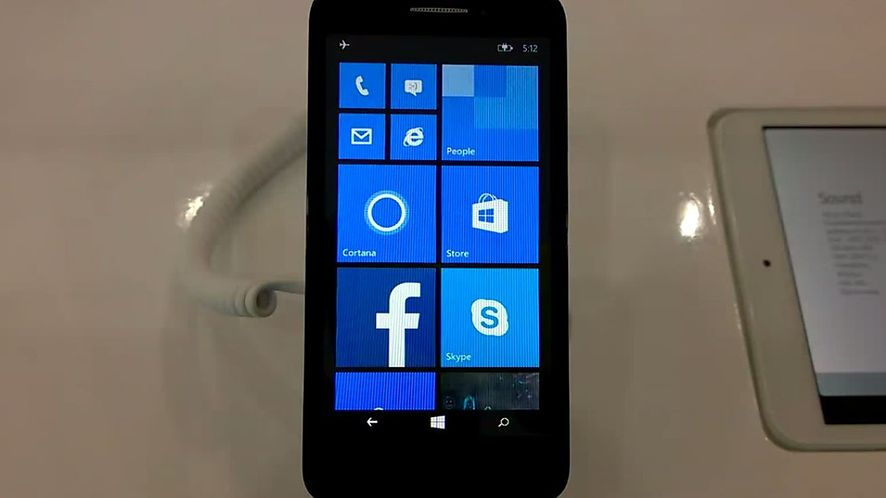 Alcatel Pop 2 to pierwszy 64-bitowy smartfon z Windows Phone