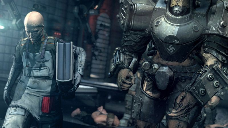 Nowa galeria z Wolfenstein: The New Order