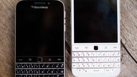 BlackBerry uśmierca smartfony Classic, aleto może być strzał w dziesiątkę
