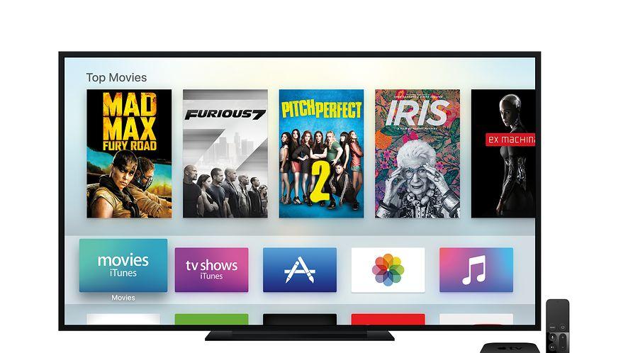 Nowe życie Apple TV – kontroler z gładzikiem, Siri i aplikacje