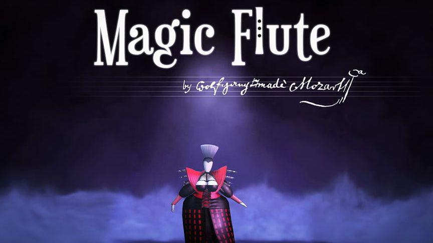 Czarodziejski Flet to gra mobilna na podstawie opery