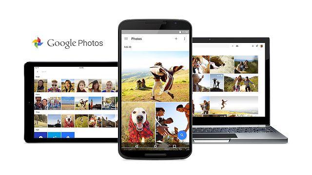 Zdjęcia Google mają rok. Petabajty fotek, miliardy selfie