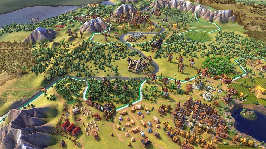 Civilization VI już na macOS. Jak znalazł przed premierą nowych Maków