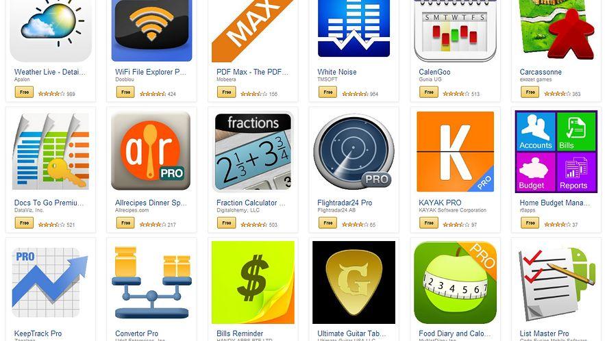 Amazon rozdaje gry i aplikacje dla Androida