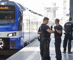 Turek bił policjantów. Polak włączył się do walki na dworcu w Stuttgarcie