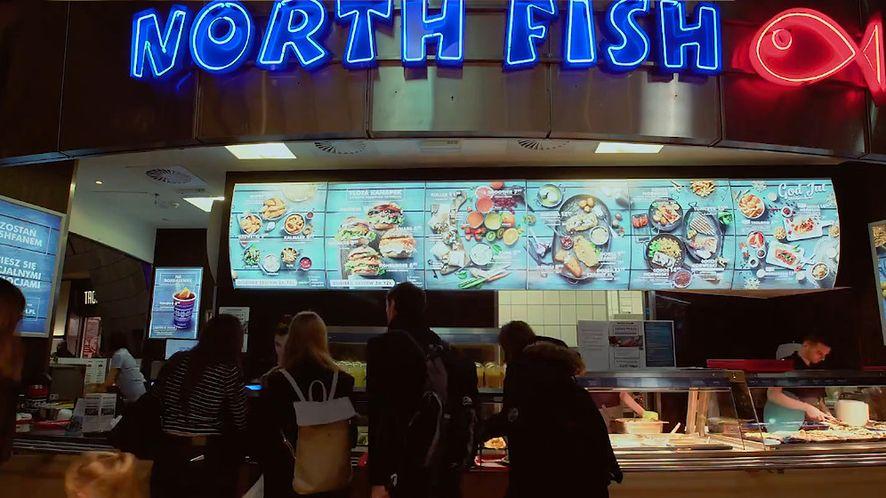Restauracje North Fish z nową aplikacją i programem lojalnościowym (fot. YouTube @ North Fish)