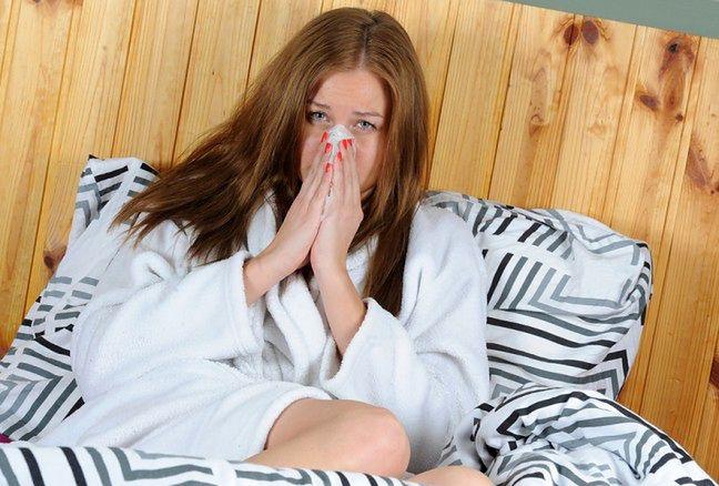Jak alergia przeszkadza w spaniu?