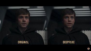 Deepfake Luke'a Skywalkera pomógł youtuberowi. Dostał pracę w Lucasfilm