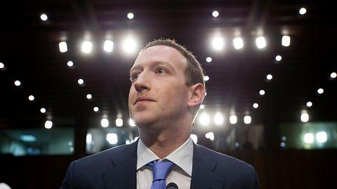 Amerykański urząd skarbowy chce od Facebooka 9 mld dolarów