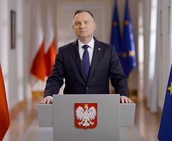 """""""Dzisiaj to jest wyraz patriotyzmu"""". Andrzej Duda wygłosił orędzie 11 listopada"""