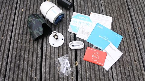 Reolink Go  — monitoring bez prądu i WiFi