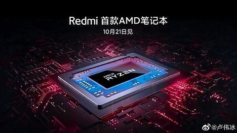 Xiaomi i AMD partnerami. Nowy RedmiBook otrzyma procesor Ryzen