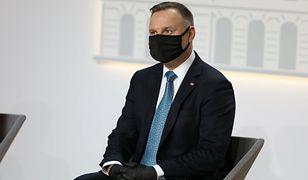 Andrzej Duda przesłuchany? Media: powodem groźby