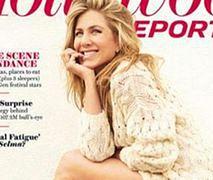 Jennifer Aniston - ulubiona dziewczyna Ameryki