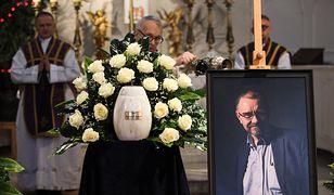 Na pogrzebie prof. Dębskiego odbyła się wyjątkowa zbiórka