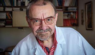 Prof. Romuald Dębski zmarł 20 grudnia 2018 r.