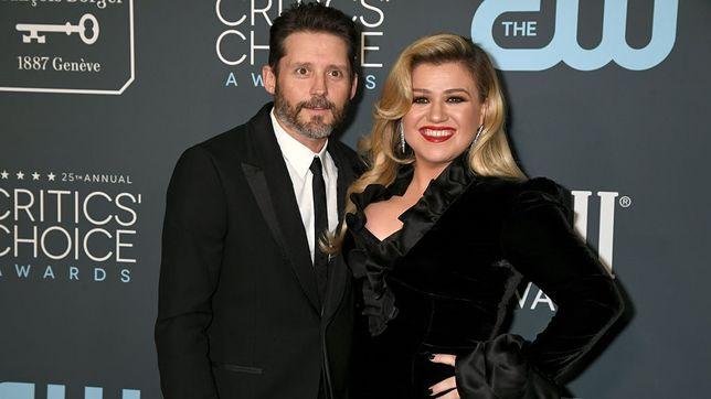 Kelly Clarkson i Brandon Blackstock byli razem przez 7 lat.