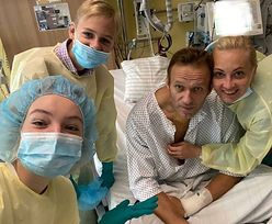 To tym otruto Nawalnego. Niemcy chcą zbadać truciznę