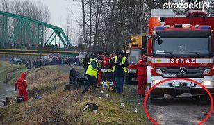 Po tragedii w Tryńczy internauci pytają o stan drogi. Wyjaśniamy