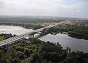Pół roku opóźnienia w budowie Mostu Północnego
