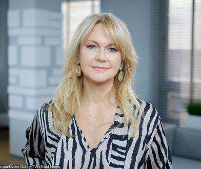 """Grażyna Torbicka zachwyciła w """"Dzień Dobry TVN"""". Najlepiej ubrana dziennikarka w kraju"""
