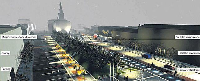 Otwierają plac Szembeka po dwuletniej przebudowie