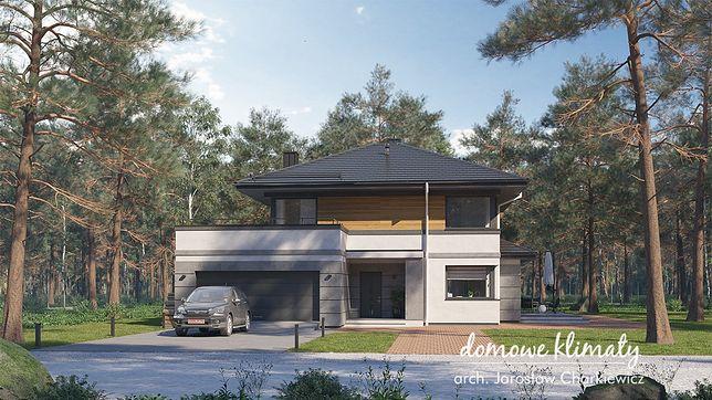 Domy parterowe z garażem - wygoda i funkcjonalność. TOP 5 gotowych projektów!