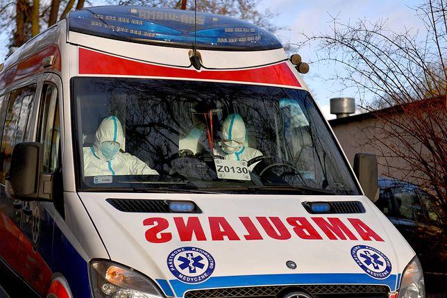 Koronawirus w Warszawie. Poruszający apel ratowników