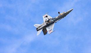 Szwajcarski F/A-18 Hornet