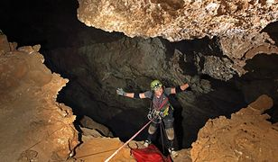 Odwiedziła najpiękniejsze jaskinie świata. Co zadziwiło ją w Polsce?