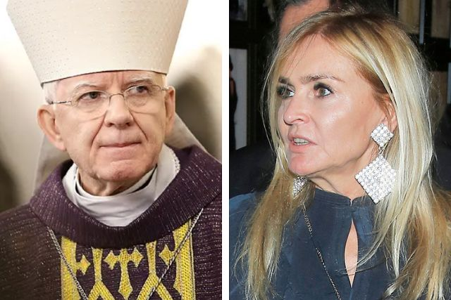 Monika Olejnik skrytykowana za gorzkie słowa o arcybiskupie