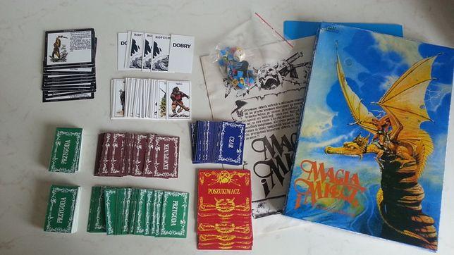 """Zdjęcie zestawu gry """"Magia i Miecz"""""""