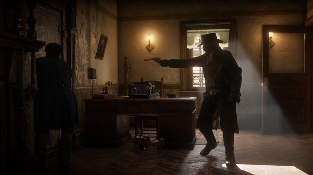 """""""Red Dead Redemption 2"""" w przededniu premiery. Nie, to nie będzie """"GTA na Dzikim Zachodzie"""""""