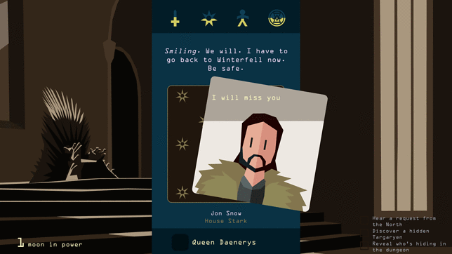 """W """"Reigns: Game of Thrones"""" zagrać można na telefonach i komputerze"""