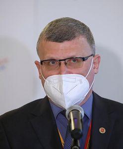 Koronawirus. Dr Grzesiowski opowiedział, co widział w małych miejscowościach